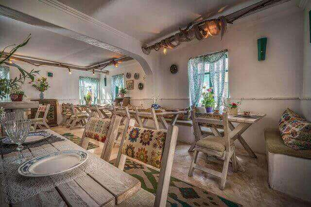 Yard of Taste Traditional Organic Restaurants in Zakynthos Zante